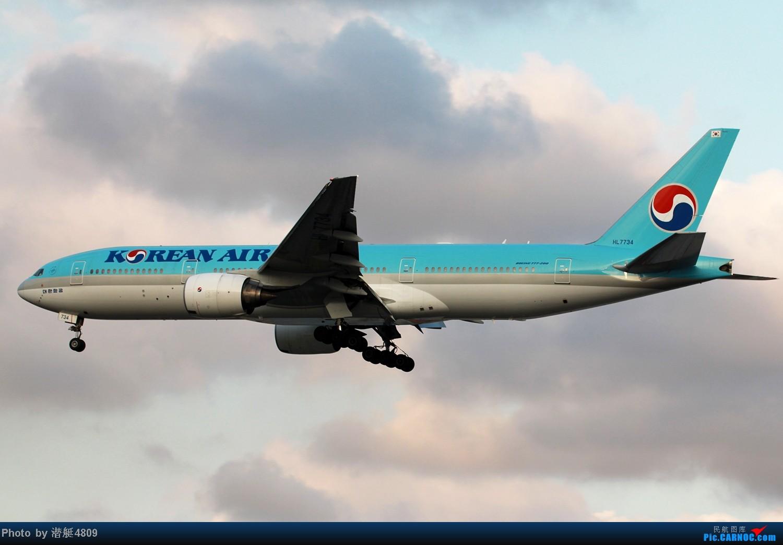 Re:[原创][郑州飞友会]魔都周末拍机记 波音777 HL7734 上海虹桥