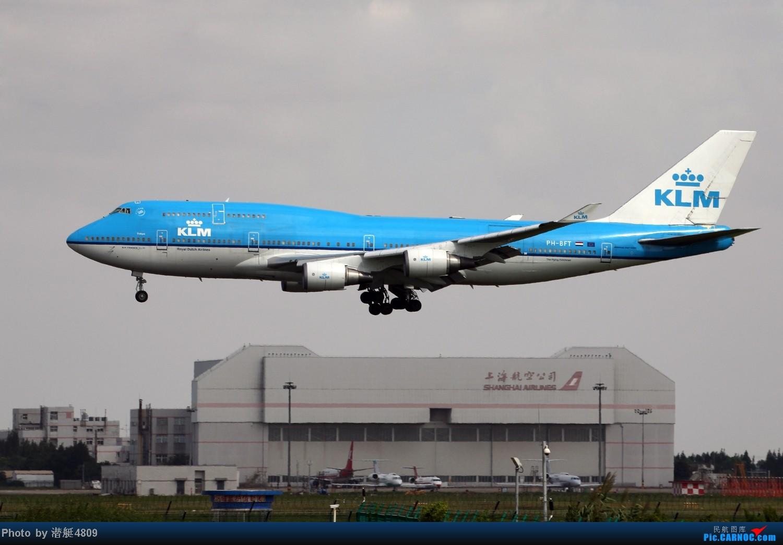 Re:[原创][郑州飞友会]魔都周末拍机记 波音747 PH-BFT 浦东国际机场