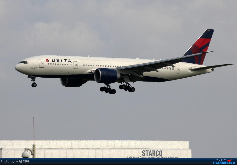 Re:[原创][郑州飞友会]魔都周末拍机记 波音777 N708DN 浦东国际机场