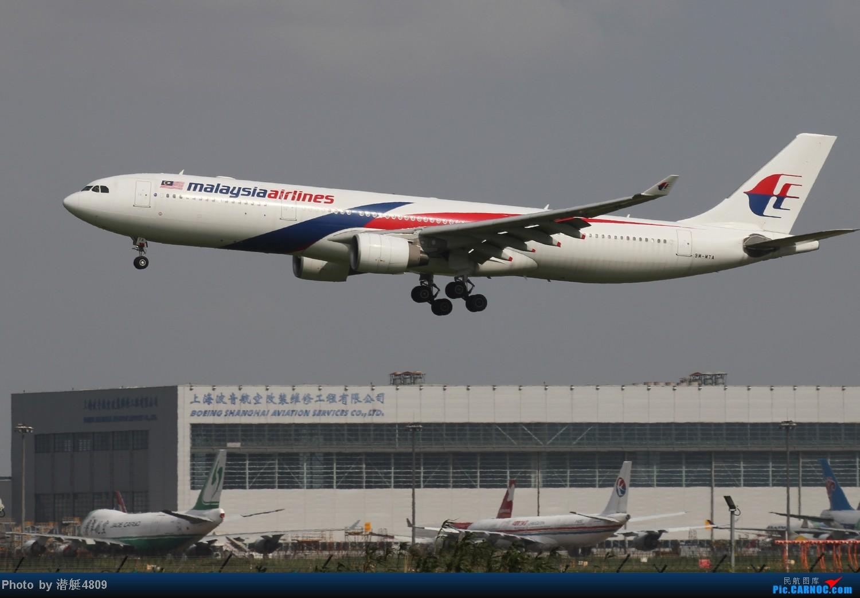 Re:[原创][郑州飞友会]魔都周末拍机记 空客A330 9M-WTA 浦东国际机场