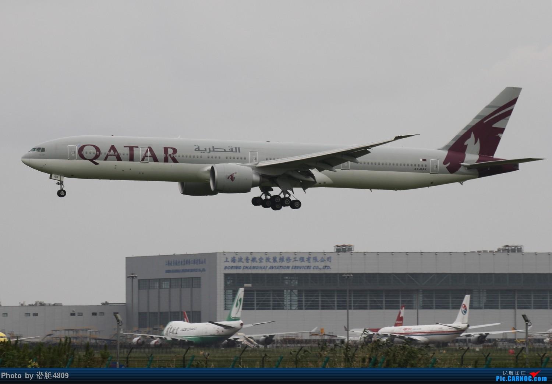 Re:[原创][郑州飞友会]魔都周末拍机记 BOEING 777 A7-BAK 中国上海浦东机场