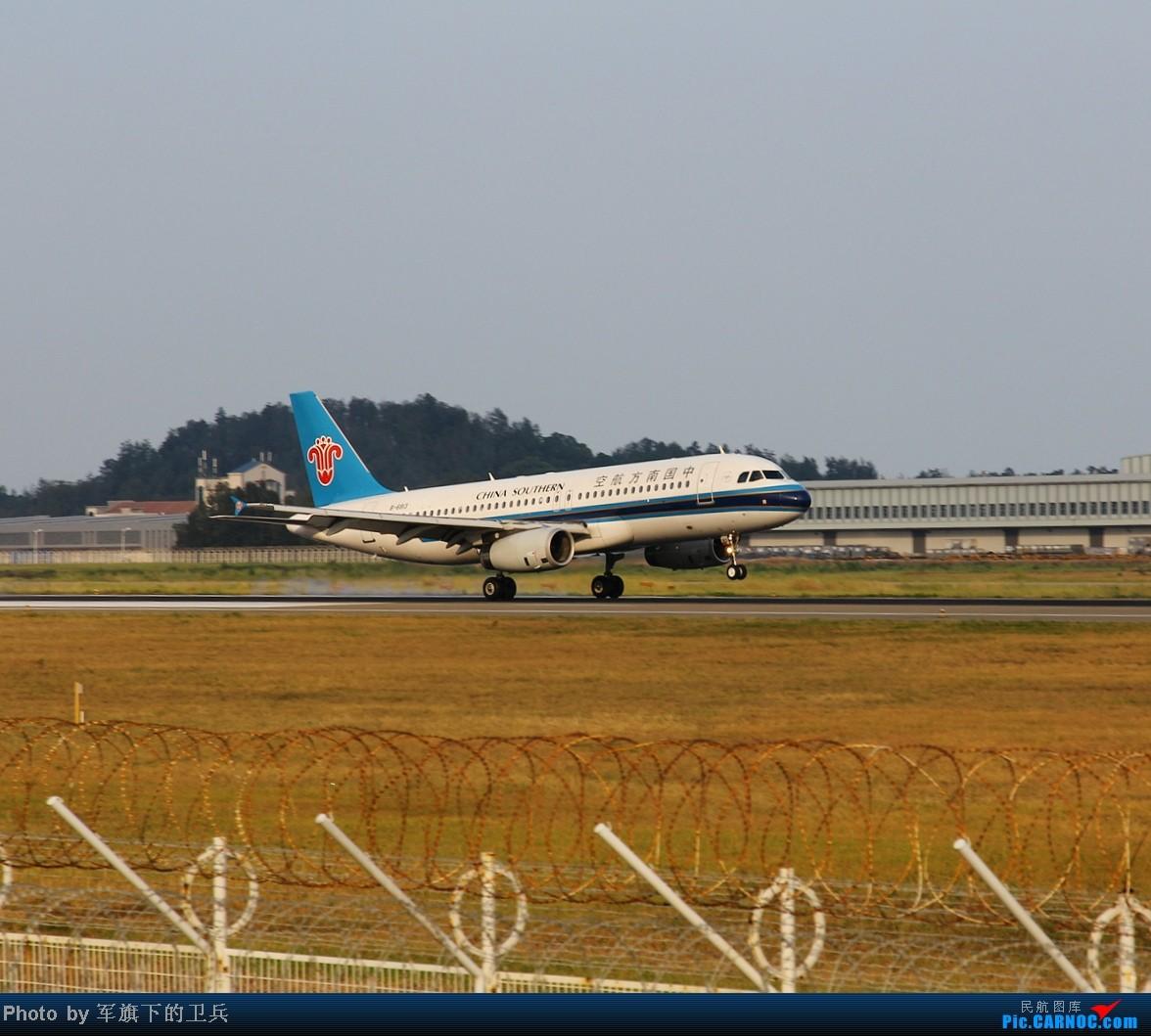 Re:FOC一天的收获 AIRBUS A320 B-6813 福州长乐国际机场