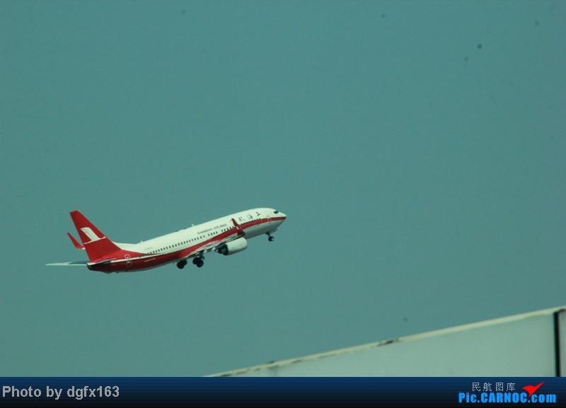 Re:[原创]电脑里居然还有去年国庆的照片,拍到厦航新装752