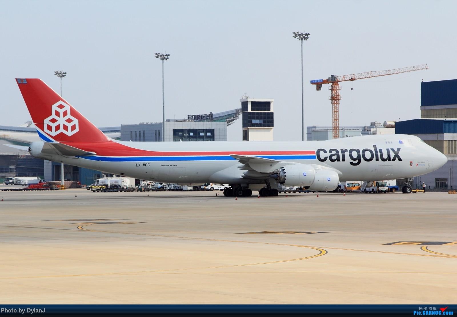 Re:[原创]【Feeyo @ XMN】过去一年内的浮光掠影 BOEING 747-800F LX-VCG 中国厦门高崎机场