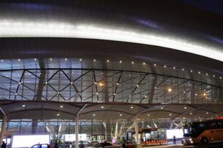 南宁机场_[原创]南宁机场T2航站楼小参观!低调而不喧哗的转场!