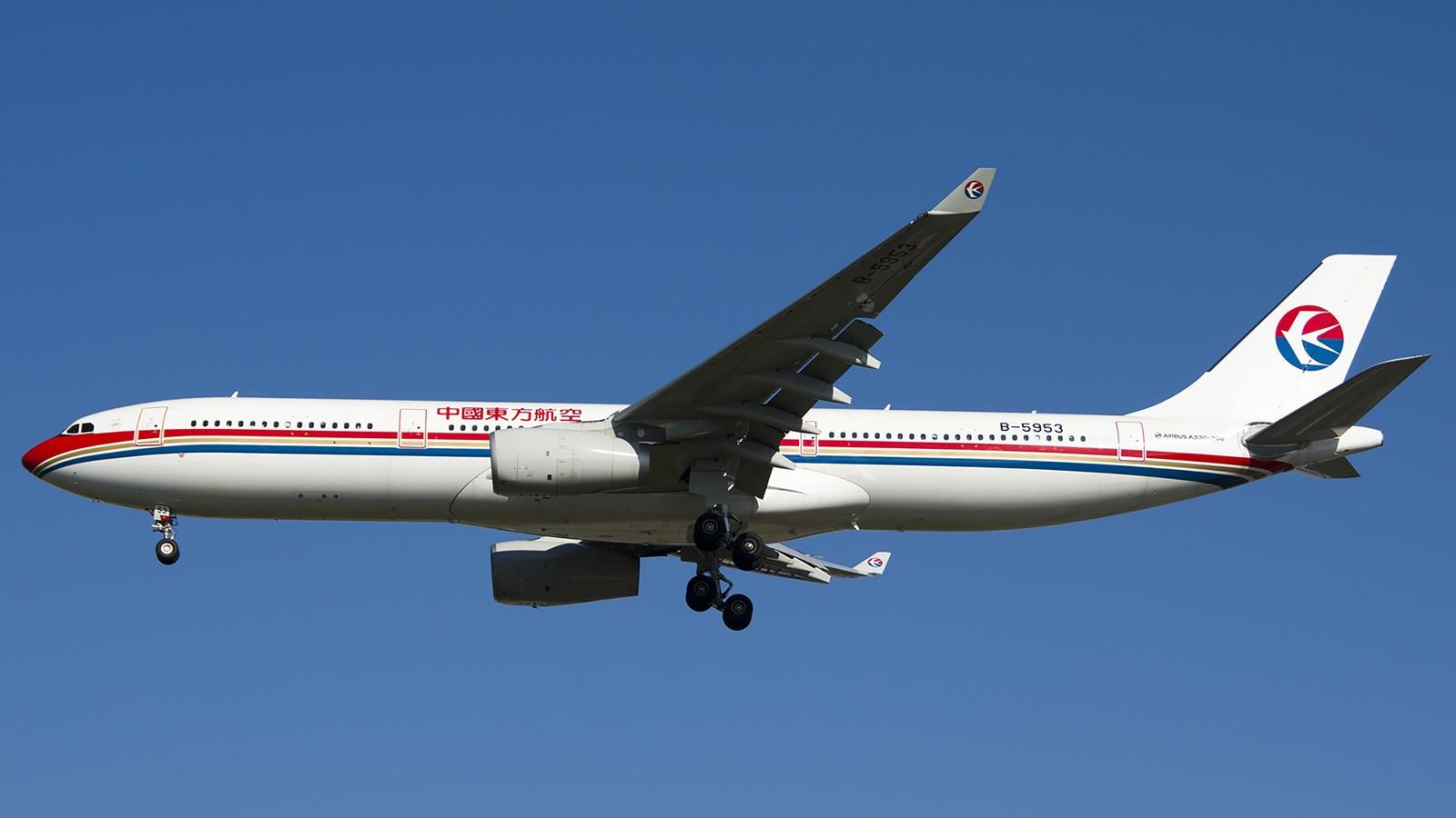 Re:[原创]难得赶上PEK周末好天气,各种常见机型都有收获 AIRBUS A330-300 B-5953 中国北京首都机场