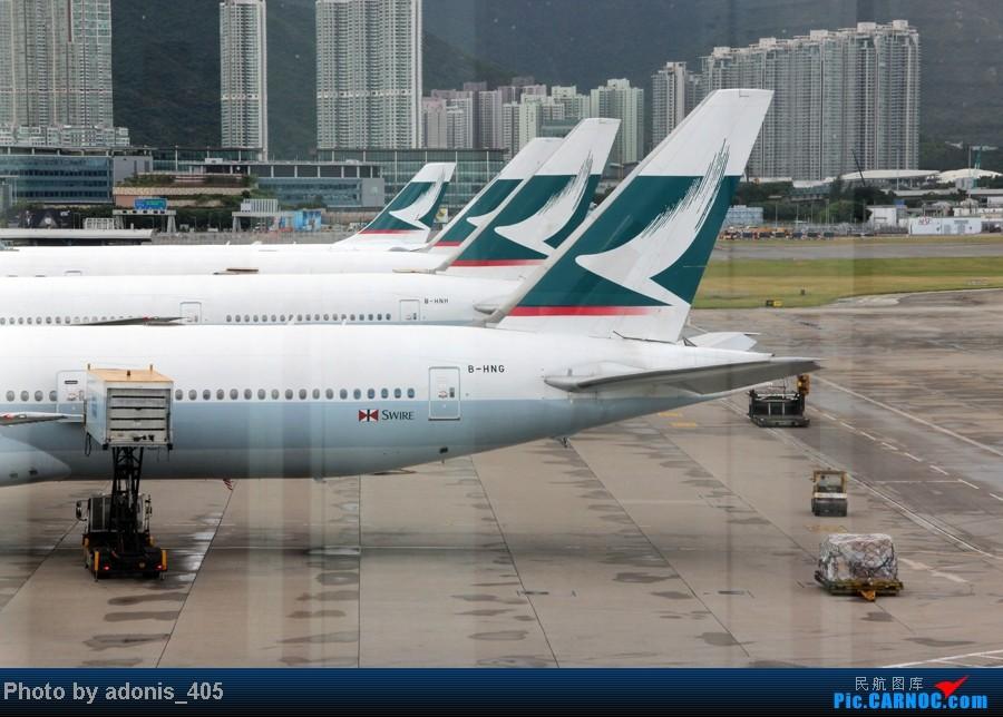 [原创]国泰CX520 香港赤腊角机场-东京成田机场    中国香港赤鱲角机场
