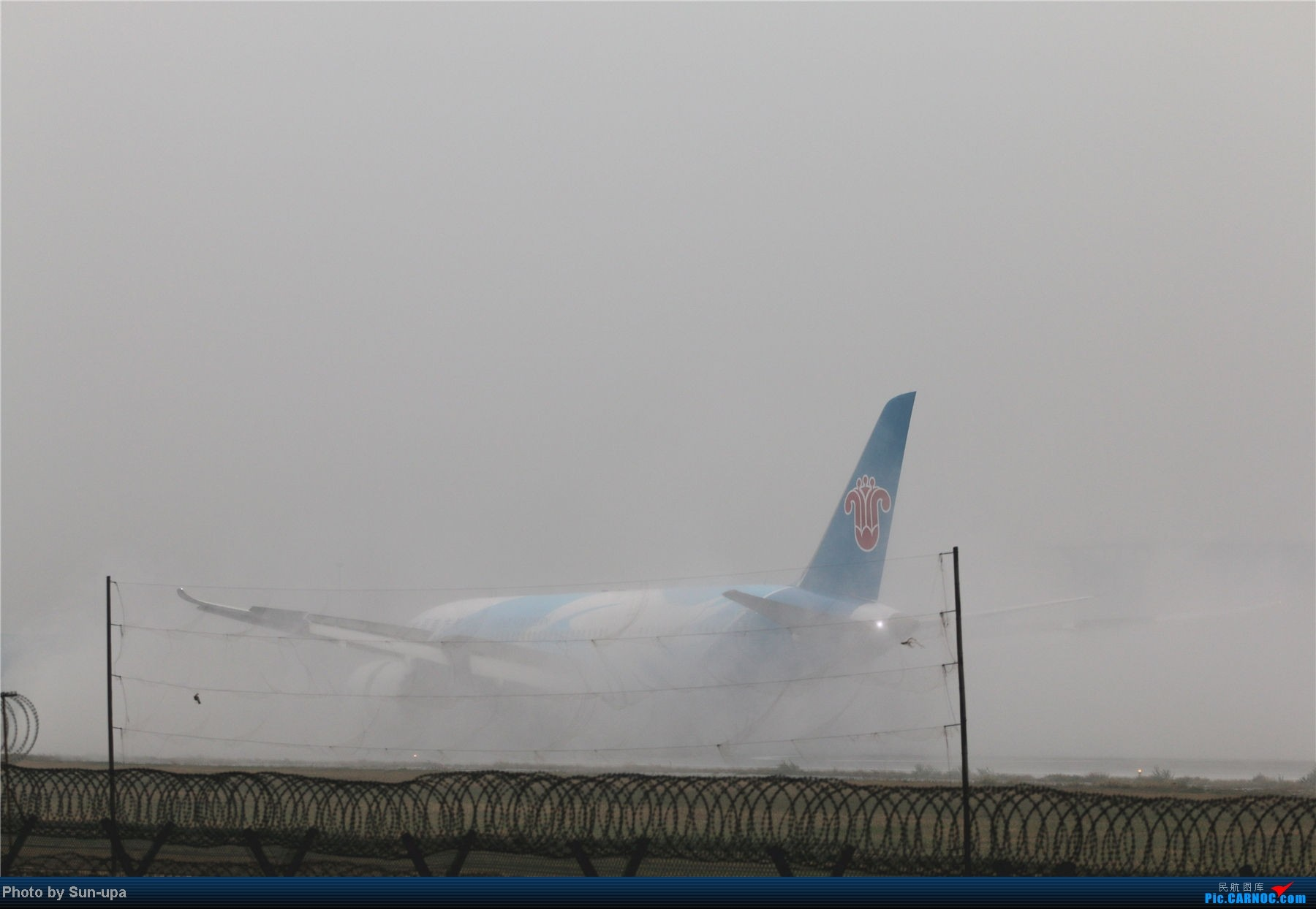 Re:[原创]冷雨天冒着雨拍了一下午 终于等到国航747-8 还有很多好货 BOEING 787-8 B-2732 中国北京首都机场