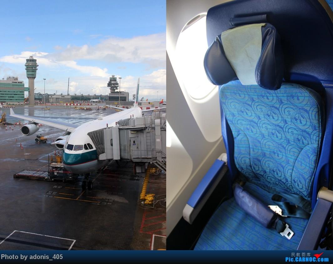 Re:[原创]国泰CX520 香港赤腊角机场-东京成田机场     货运