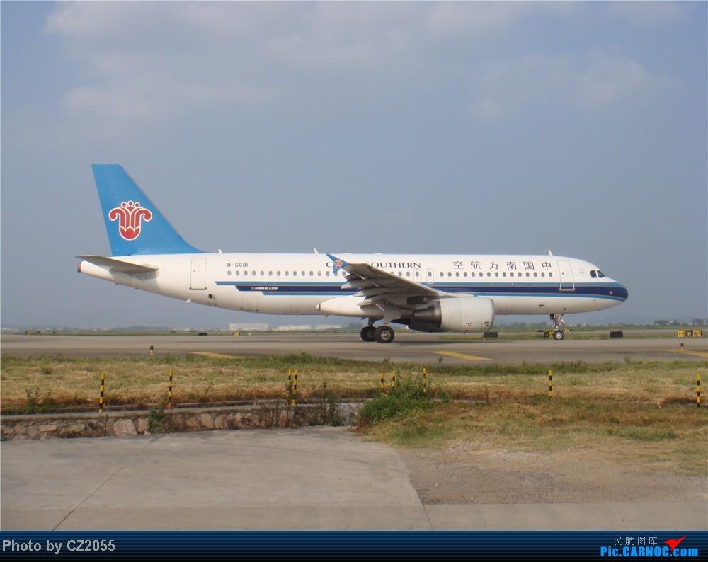 Re:[原创]2104.10.02白云机场02R围栏拍机 AIRBUS A320-200 B-6681 中国广州白云机场