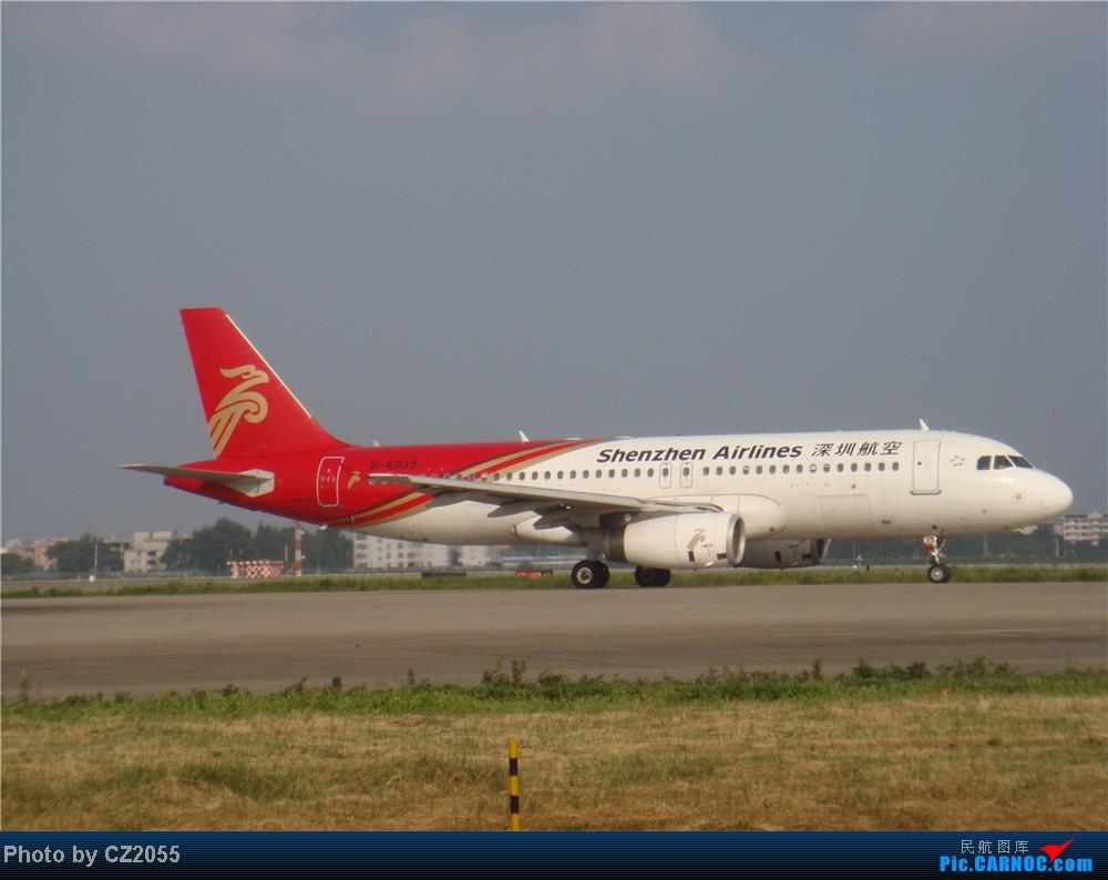 Re:[原创]2104.10.02白云机场02R围栏拍机 AIRBUS A320-200 B-6939 中国广州白云机场