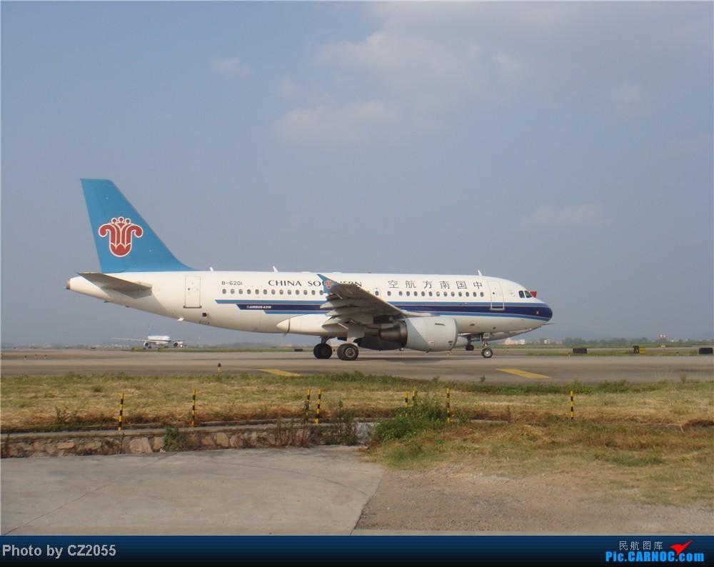 Re:[原创]2104.10.02白云机场02R围栏拍机 AIRBUS A319-100 B-6201 中国广州白云机场