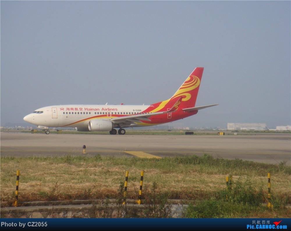 Re:[原创]2104.10.02白云机场02R围栏拍机 BOEING 737-700 B-5288 中国广州白云机场