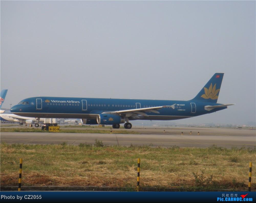 Re:[原创]2104.10.02白云机场02R围栏拍机 AIRBUS A321-200 VN-A347 中国广州白云机场