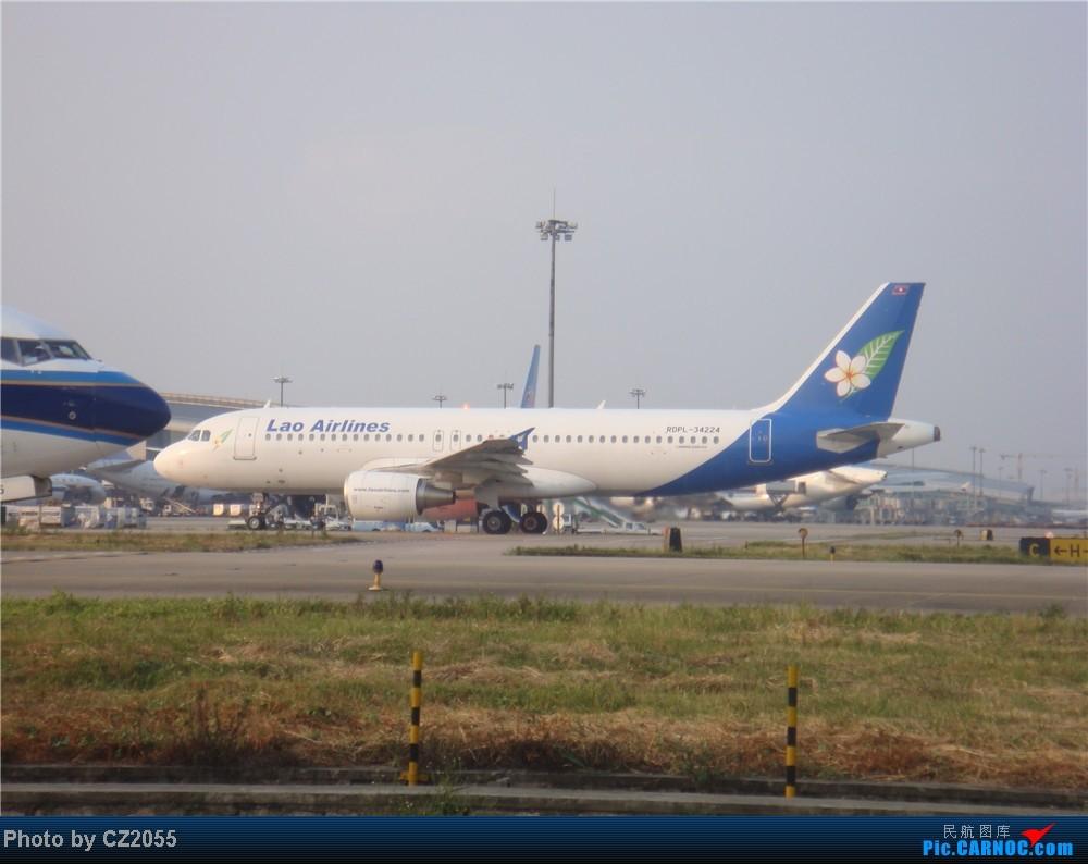 Re:[原创]2104.10.02白云机场02R围栏拍机 AIRBUS A320-200 RDPL-34224 中国广州白云机场