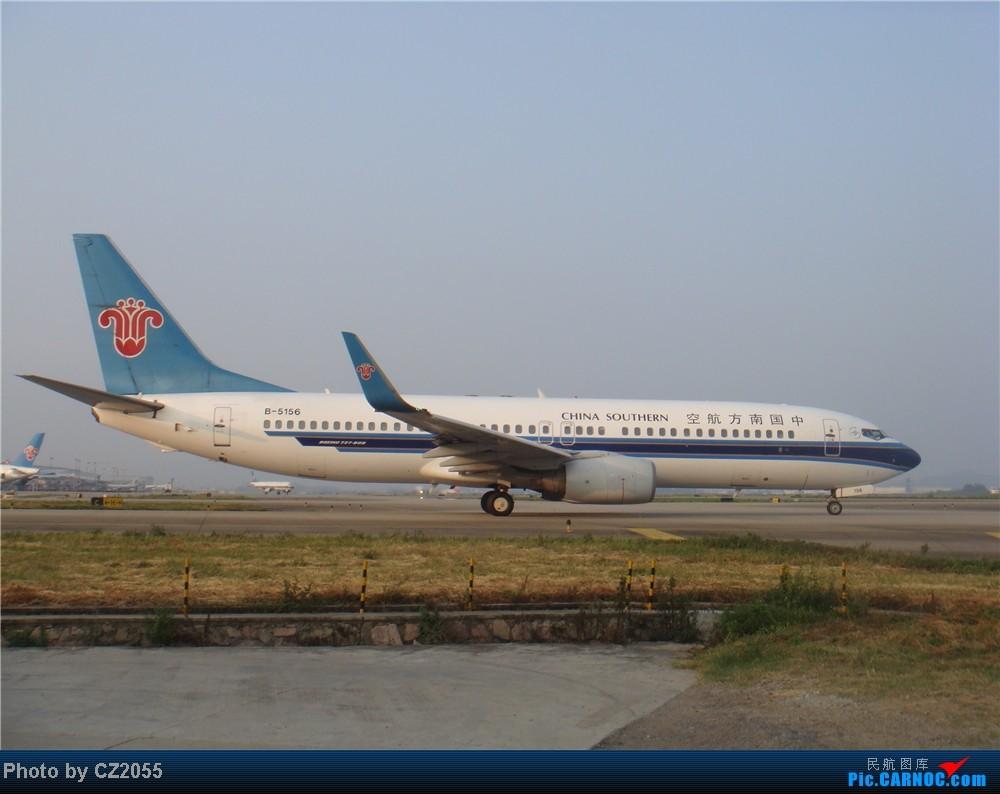 Re:[原创]2104.10.02白云机场02R围栏拍机 BOEING 737-800 B-5156 中国广州白云机场