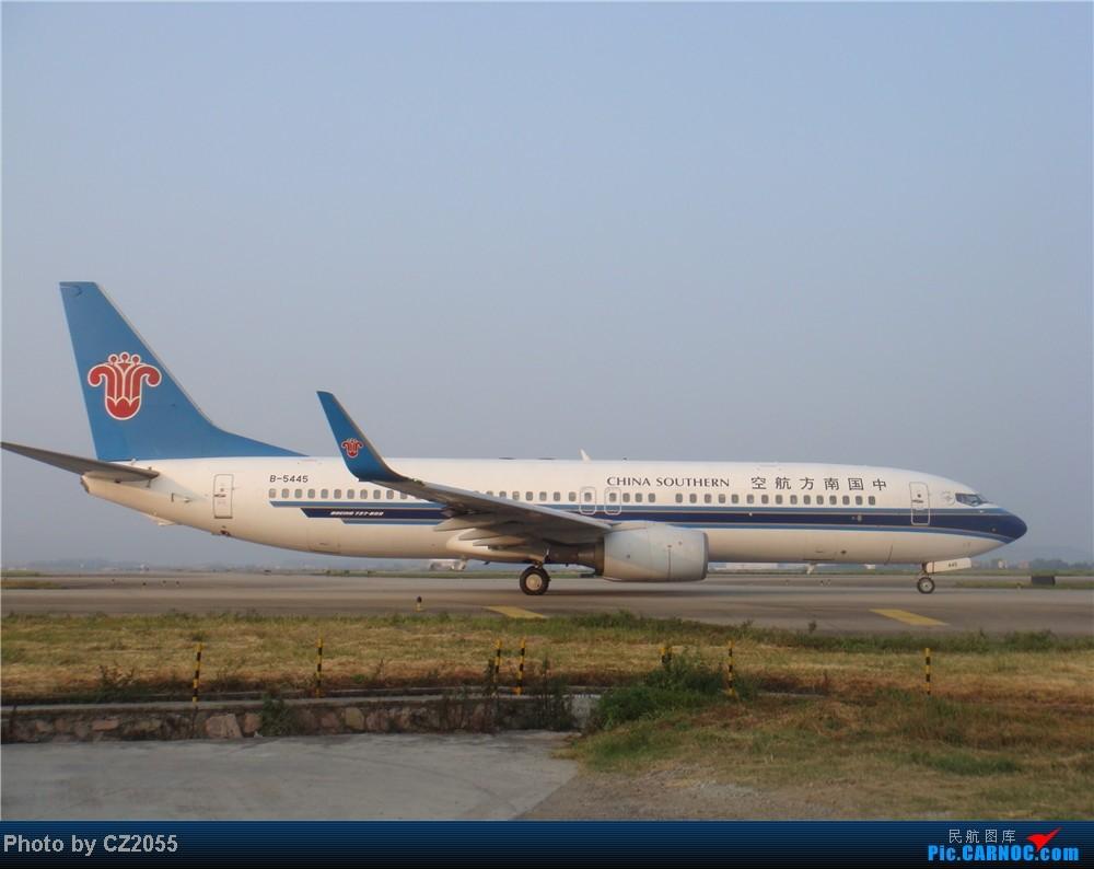 Re:[原创]2104.10.02白云机场02R围栏拍机 BOEING 737-800 B-5445 中国广州白云机场