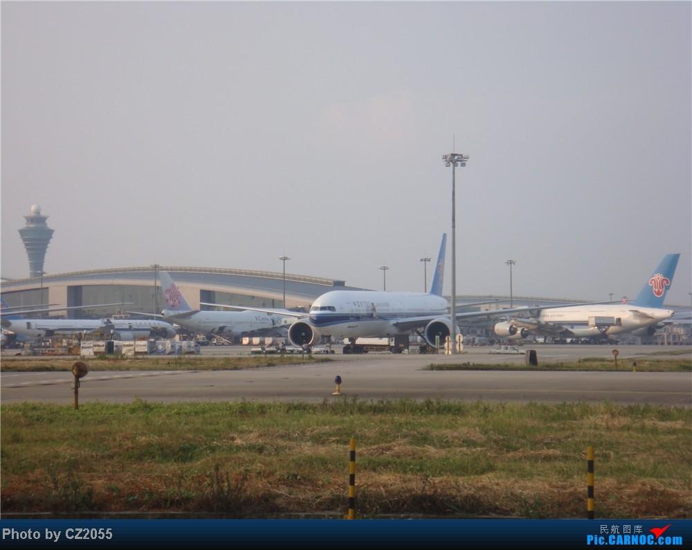Re:[原创]2104.10.02白云机场02R围栏拍机 BOEING 777-300ER B-2048 中国广州白云机场