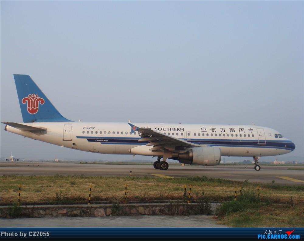 Re:[原创]2104.10.02白云机场02R围栏拍机 AIRBUS A320-200 B-6282 中国广州白云机场
