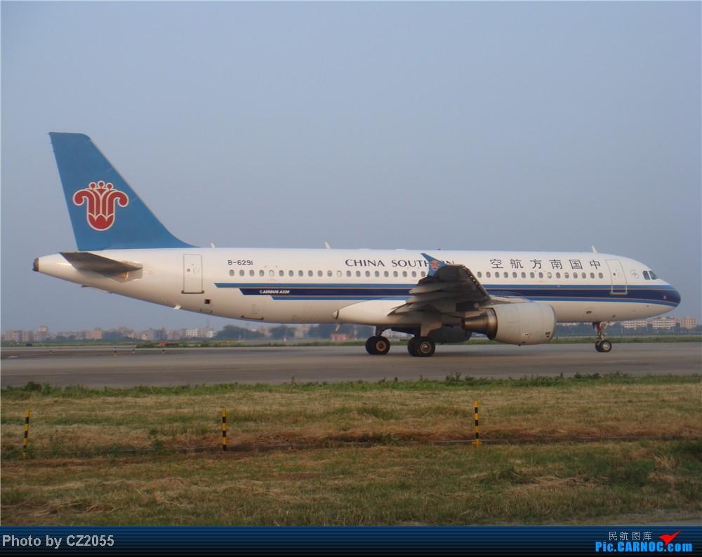 Re:[原创]2104.10.02白云机场02R围栏拍机 AIRBUS A320-200 B-6291 中国广州白云机场