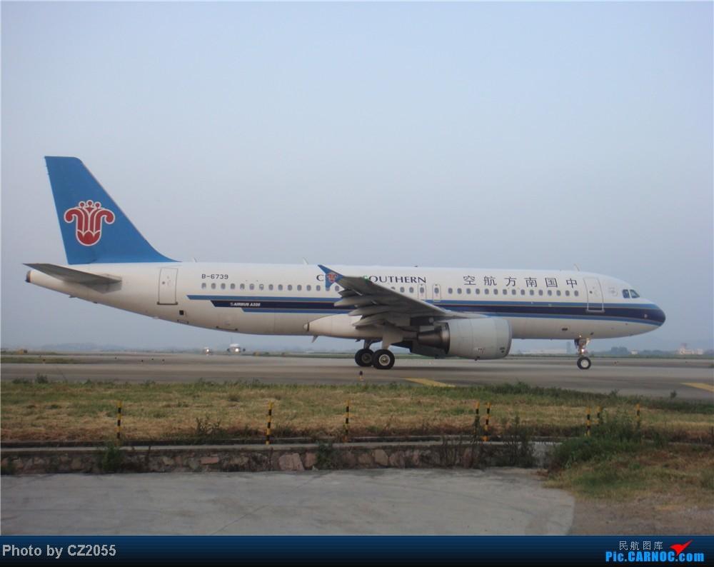 Re:[原创]2104.10.02白云机场02R围栏拍机 AIRBUS A320-200 B-6739 中国广州白云机场