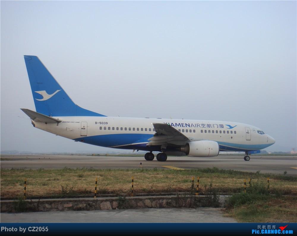 Re:[原创]2104.10.02白云机场02R围栏拍机 BOEING 737-700 B-5039 中国广州白云机场