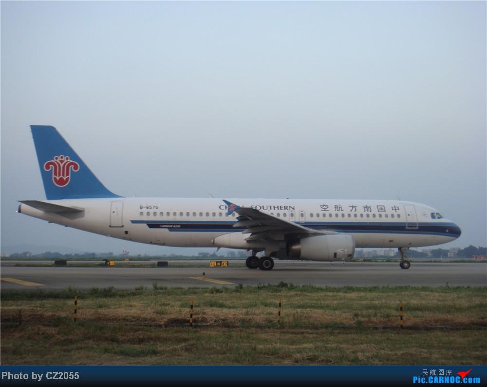 Re:[原创]2104.10.02白云机场02R围栏拍机 AIRBUS A320-200 B-6575 中国广州白云机场