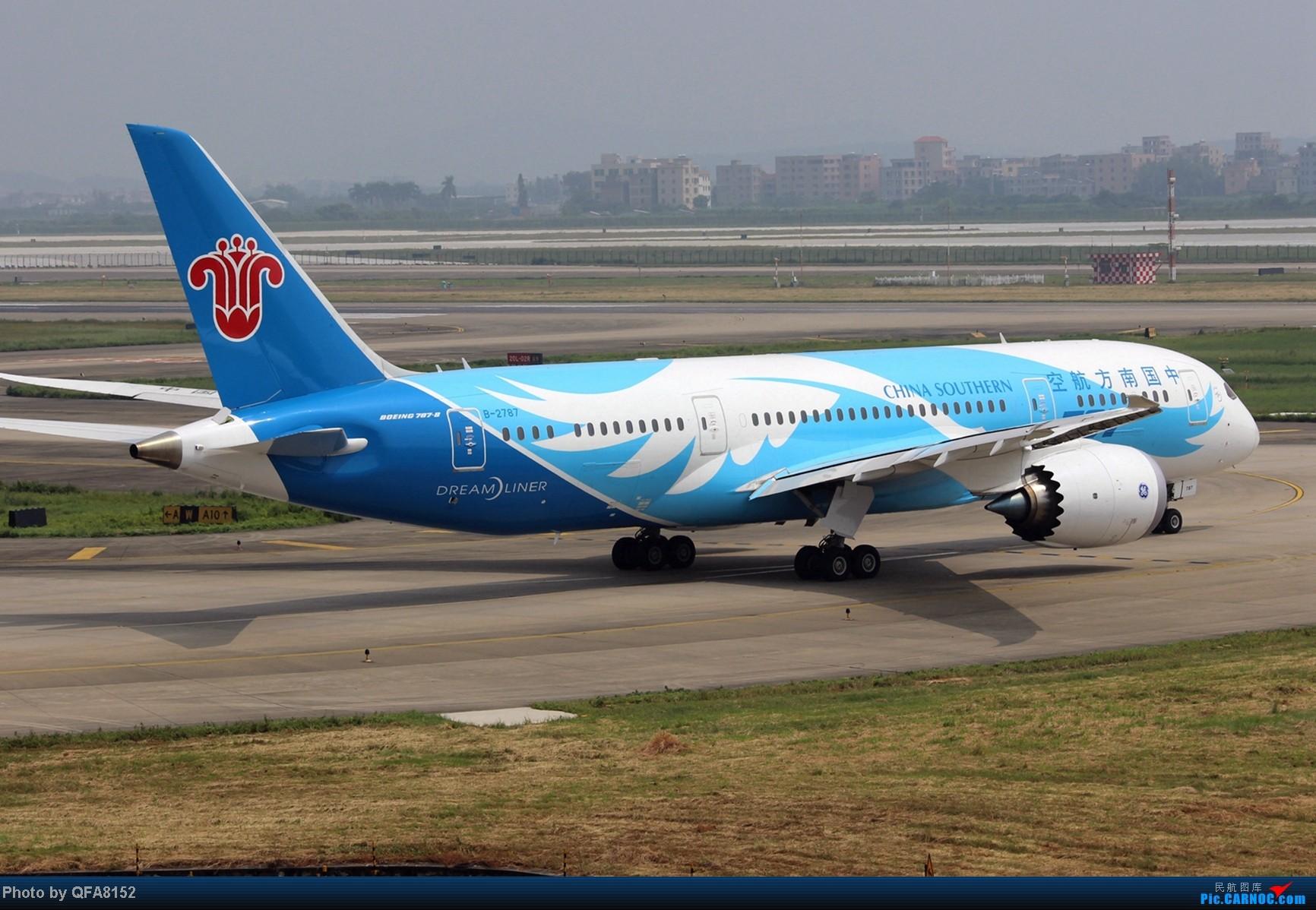 Re:[原创]2014.10.2广州白云消防塔拍机 BOEING 787-8 B-2787 中国广州白云机场