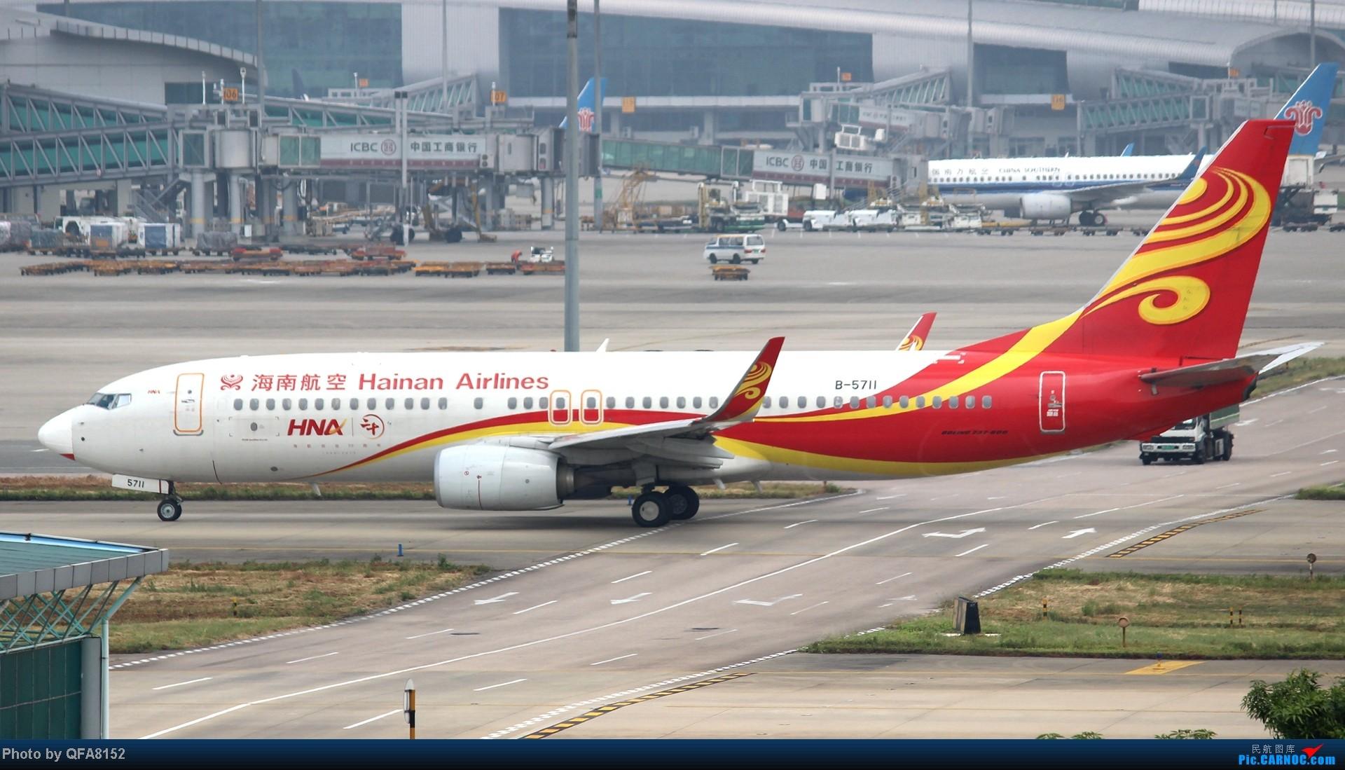 Re:[原创]2014.10.2广州白云消防塔拍机 BOEING 737-800 B-5711 中国广州白云机场