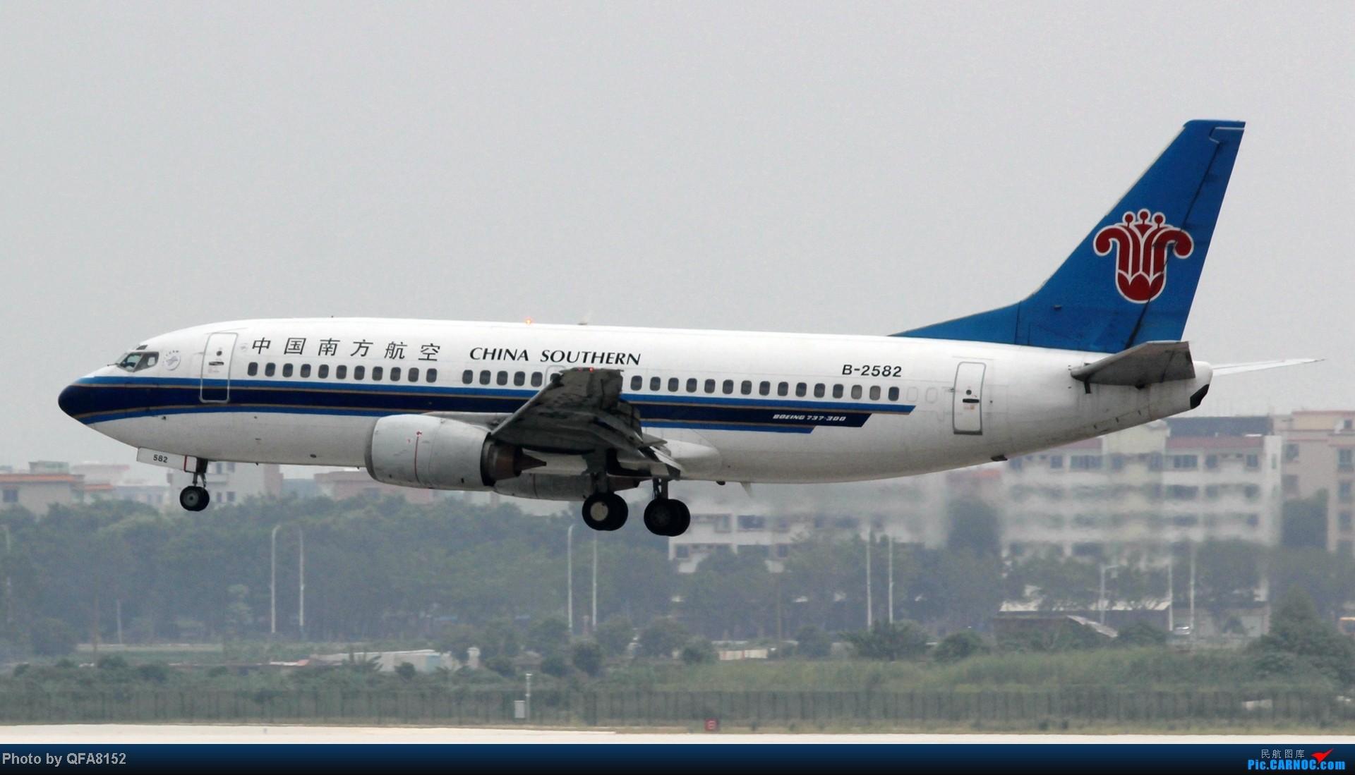 Re:[原创]2014.10.2广州白云消防塔拍机 BOEING 737-300 B-2582 中国广州白云机场