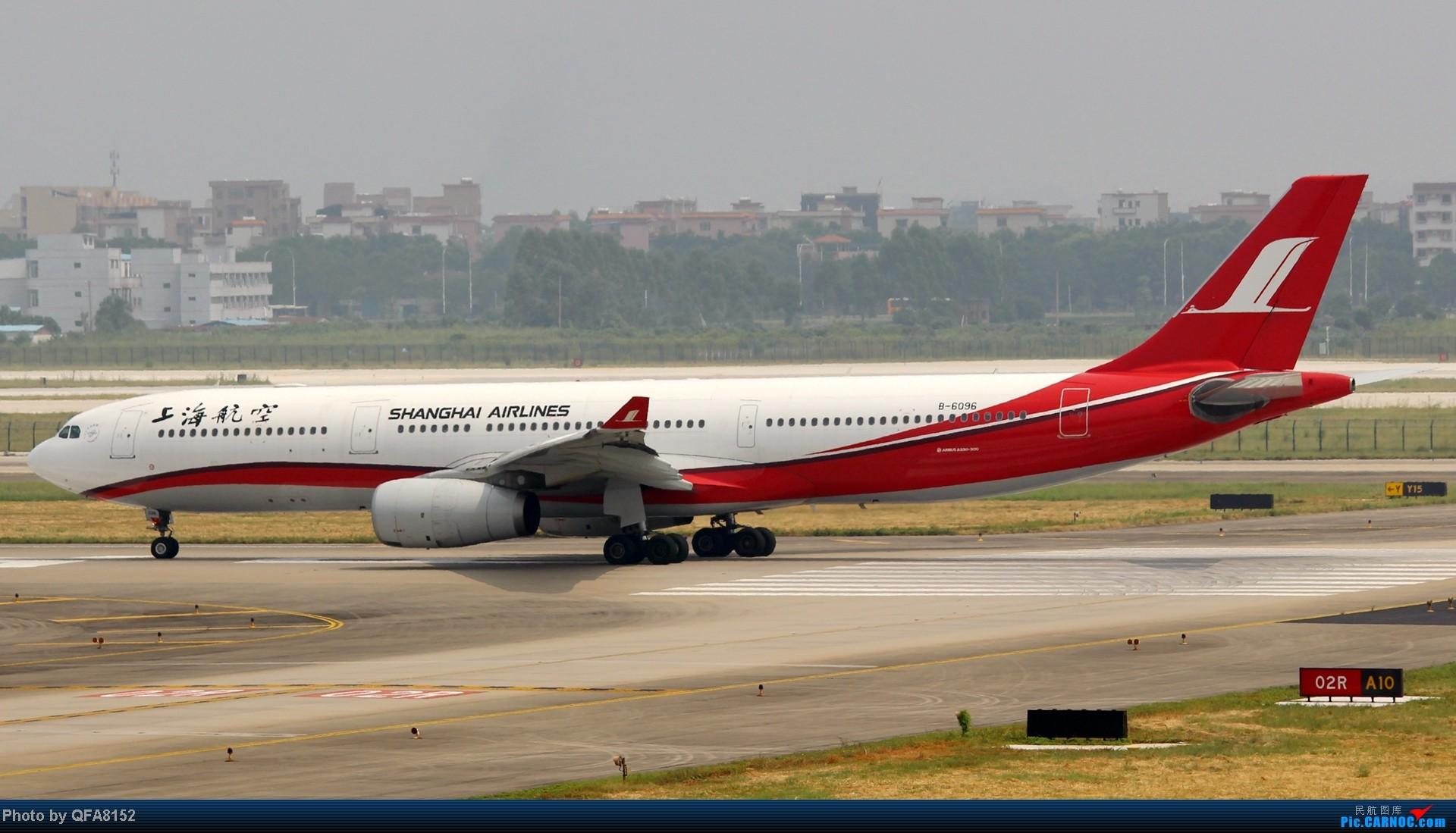 Re:[原创]2014.10.2广州白云消防塔拍机 AIRBUS A330-300 B-6096 中国广州白云机场