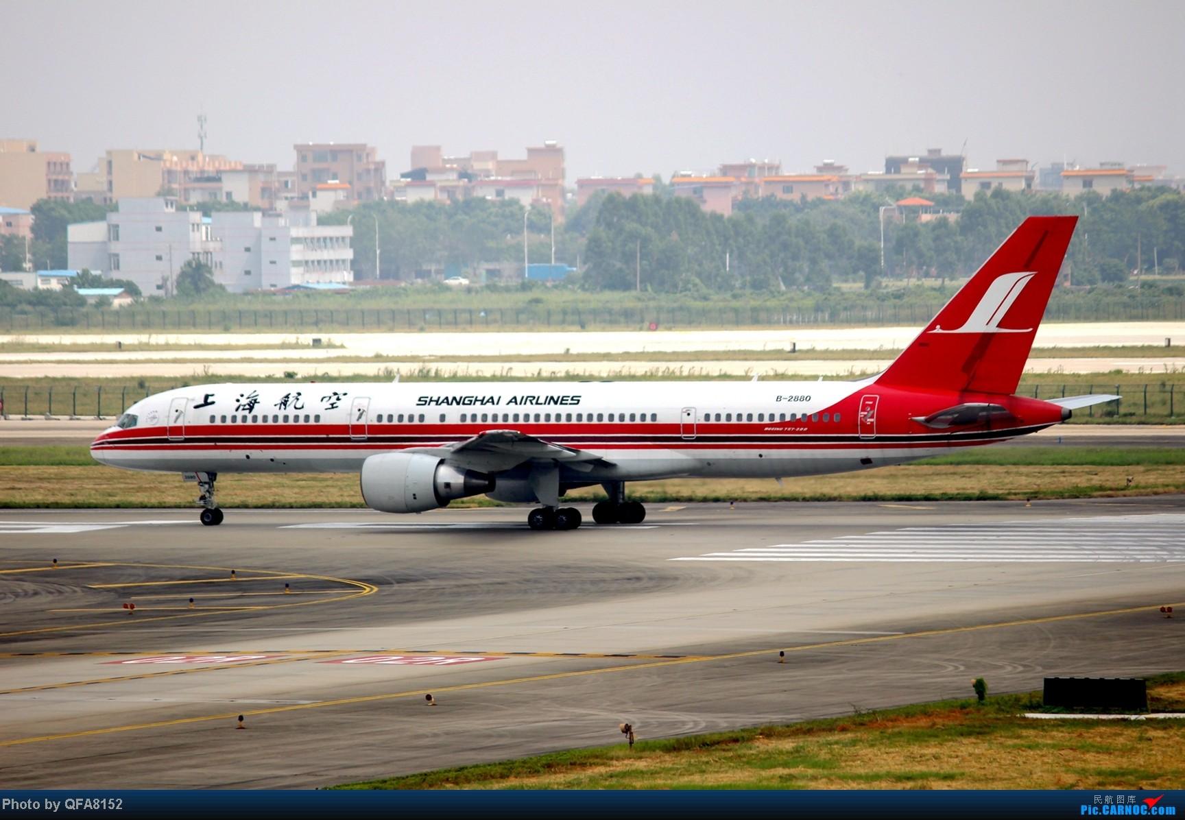 Re:[原创]2014.10.2广州白云消防塔拍机 BOEING 757-200 B-2880 中国广州白云机场