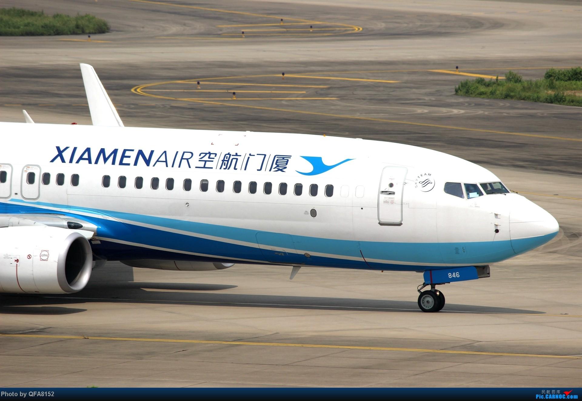 Re:[原创]2014.10.2广州白云消防塔拍机 BOEING 737-800 B-5846 中国广州白云机场
