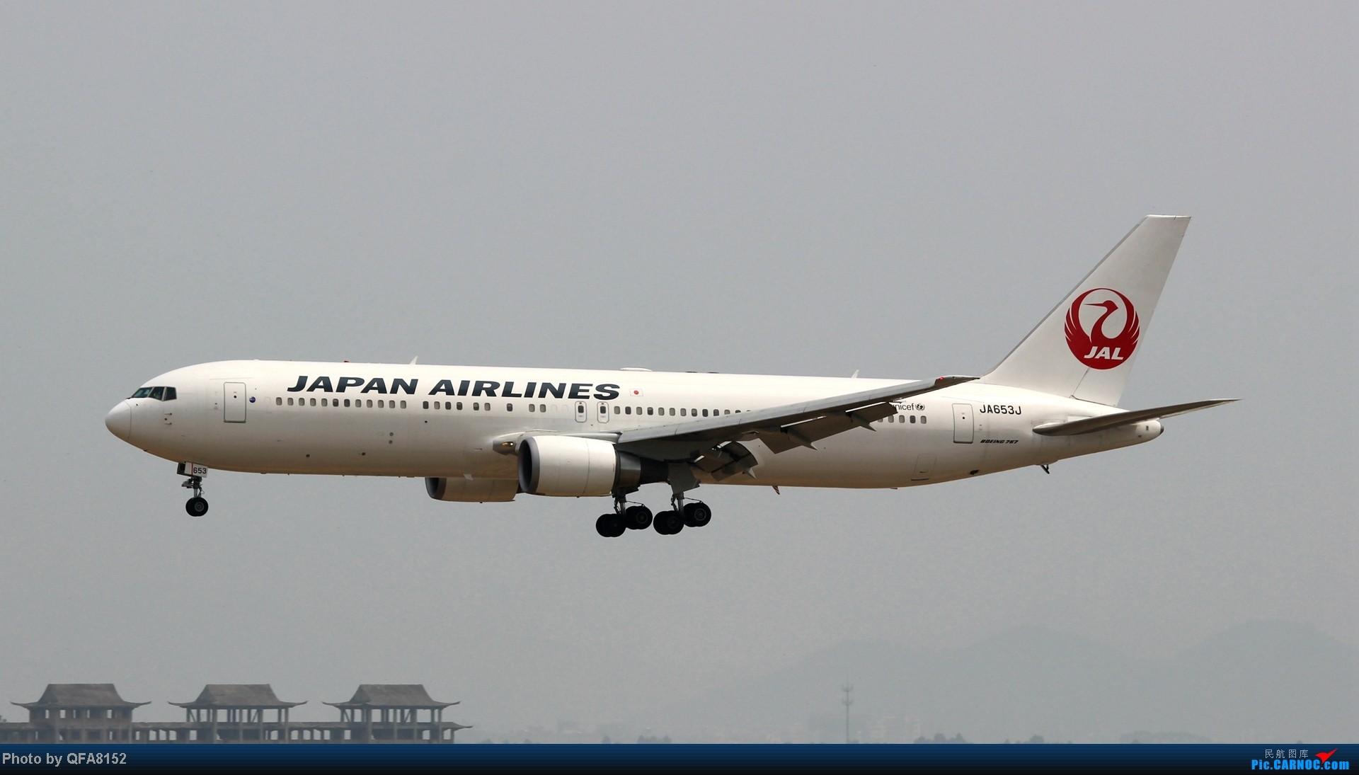 Re:[原创]2014.10.2广州白云消防塔拍机 BOEING 767-300ER JA653J
