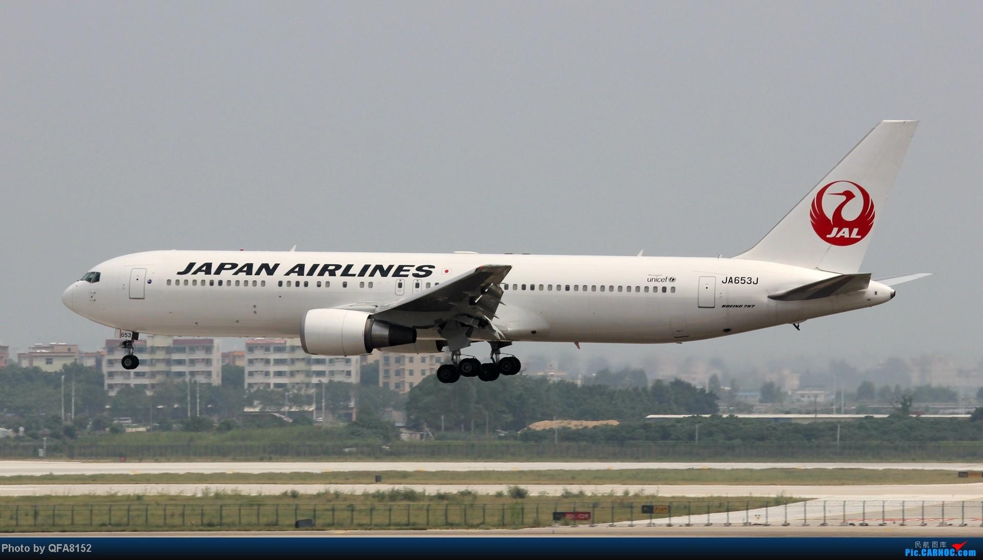 Re:[原创]2014.10.2广州白云消防塔拍机 BOEING 767-300ER JA653J 中国广州白云机场