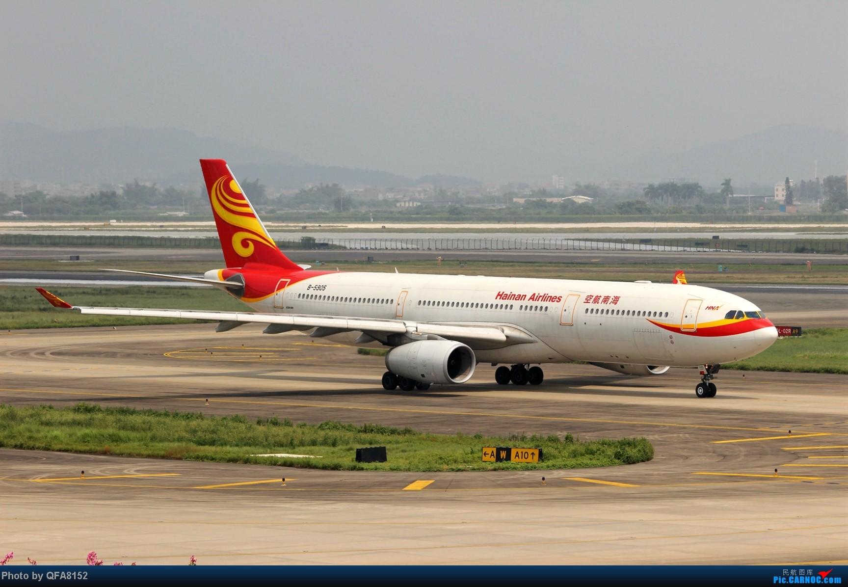 Re:[原创]2014.10.2广州白云消防塔拍机 AIRBUS A330-300 B-5905 中国广州白云机场