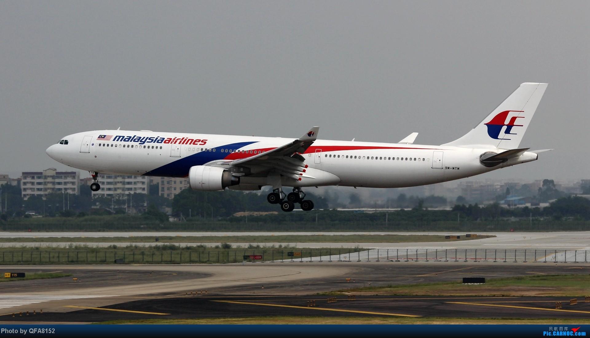 Re:[原创]2014.10.2广州白云消防塔拍机 AIRBUS A330-200 9M-MTN 中国广州白云机场