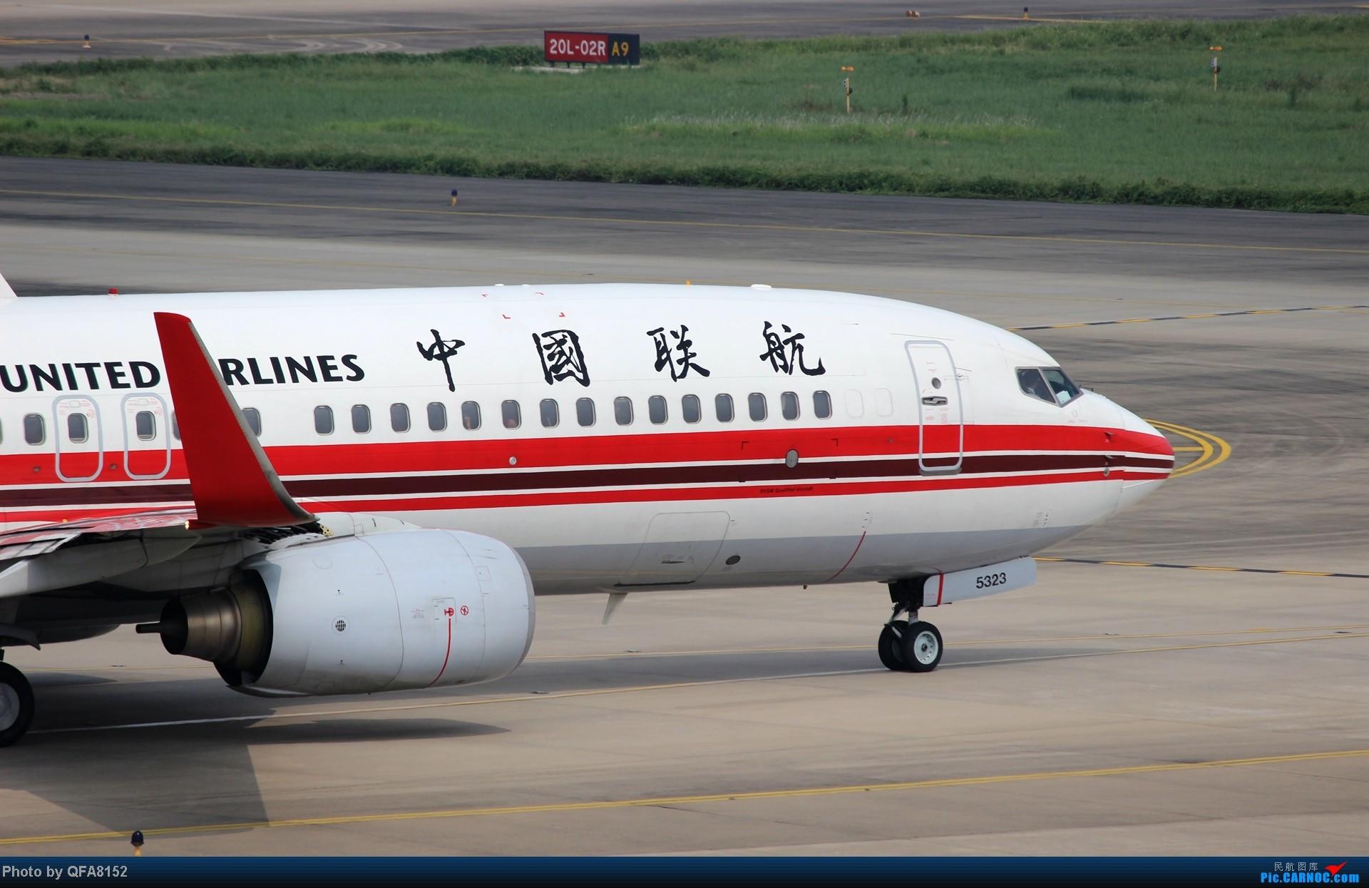 Re:[原创]2014.10.2广州白云消防塔拍机 BOEING 737-800 B-5323 中国广州白云机场