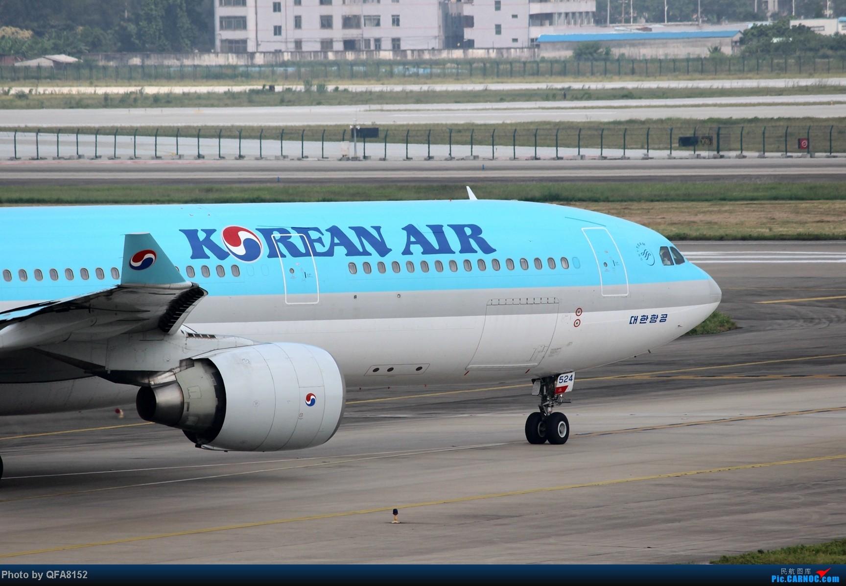 Re:[原创]2014.10.2广州白云消防塔拍机 AIRBUS A330-300 HL7524 中国广州白云机场