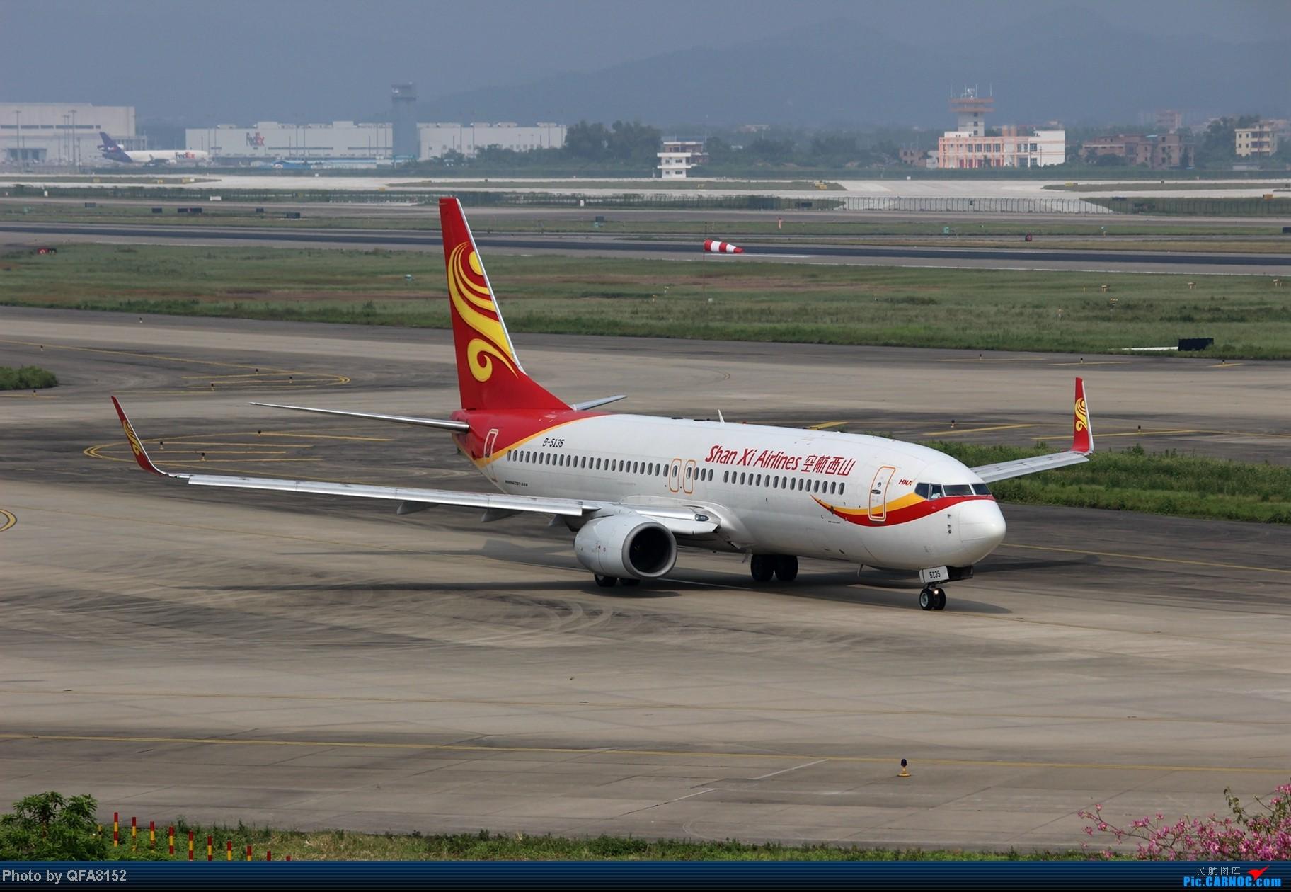 Re:[原创]2014.10.2广州白云消防塔拍机 BOEING 737-800 B-5135 中国广州白云机场