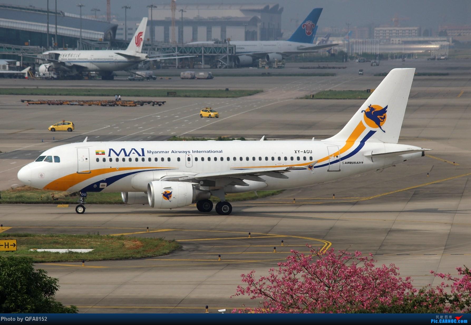 Re:[原创]2014.10.2广州白云消防塔拍机 AIRBUS A320-200 XY-AUG 中国广州白云机场