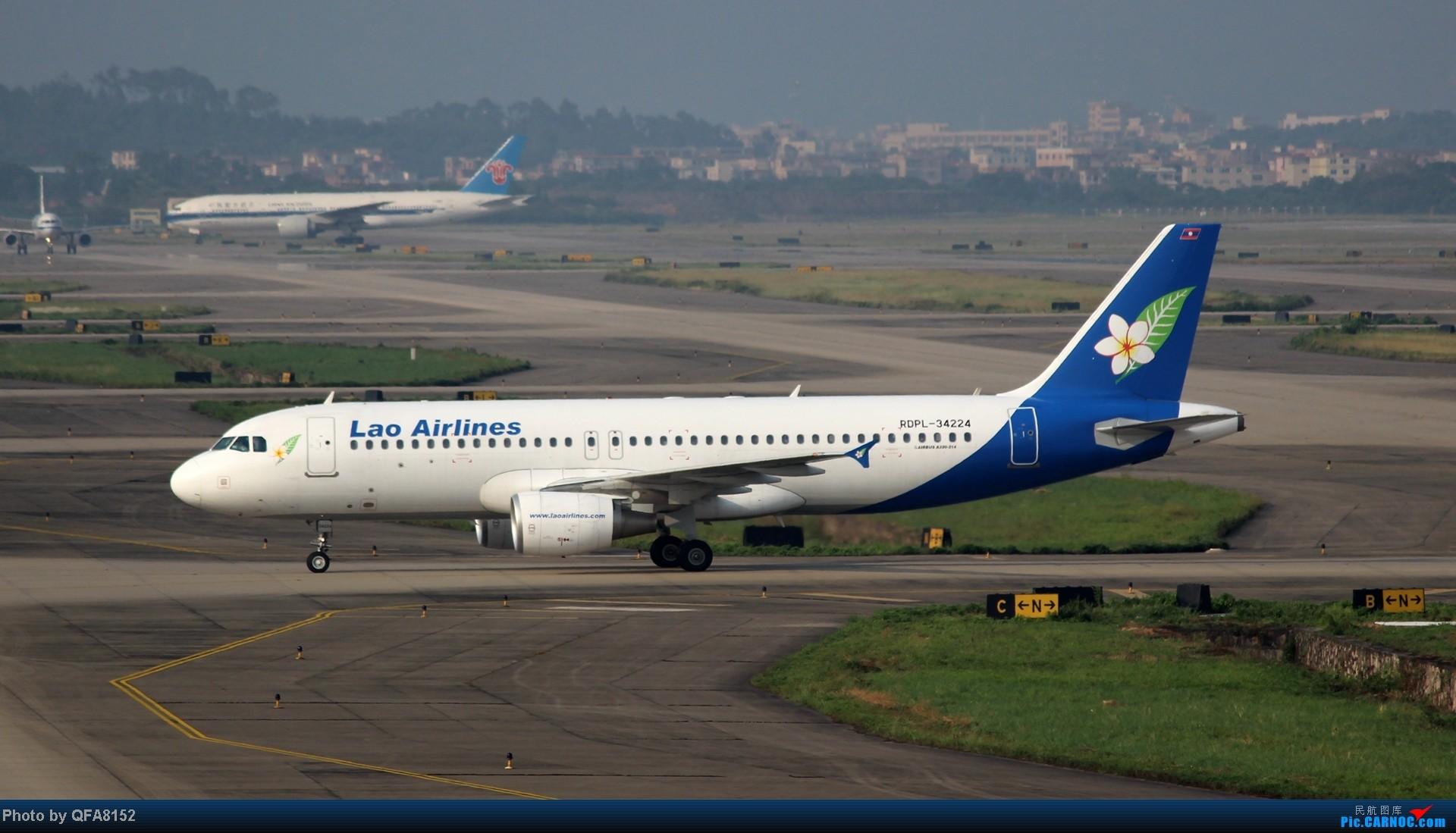 Re:2014.10.2广州白云消防塔拍机 AIRBUS A320-200 RDPL-34224 中国广州白云机场