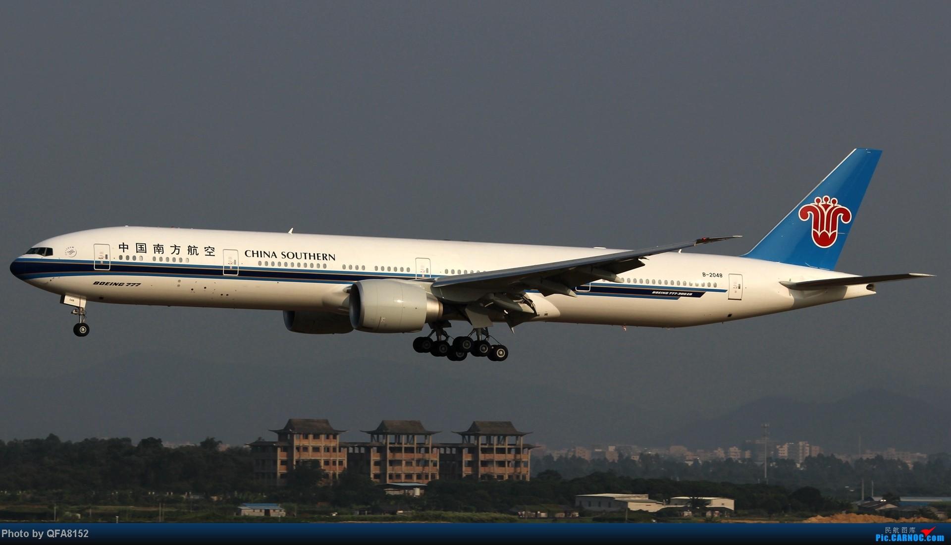 Re:[原创]2014.10.2广州白云消防塔拍机 BOEING 777-300ER B-2048 中国广州白云机场