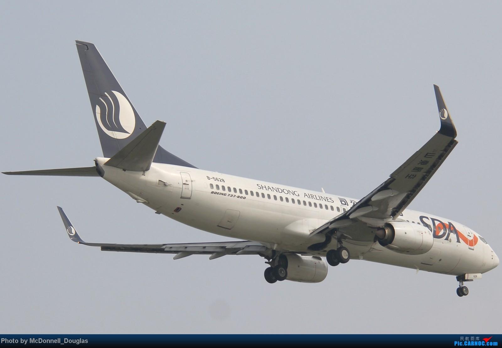 Re:[原创]【上海飞友会】ZSSS杂图一组 BOEING 737-800 B-5628 中国上海虹桥机场