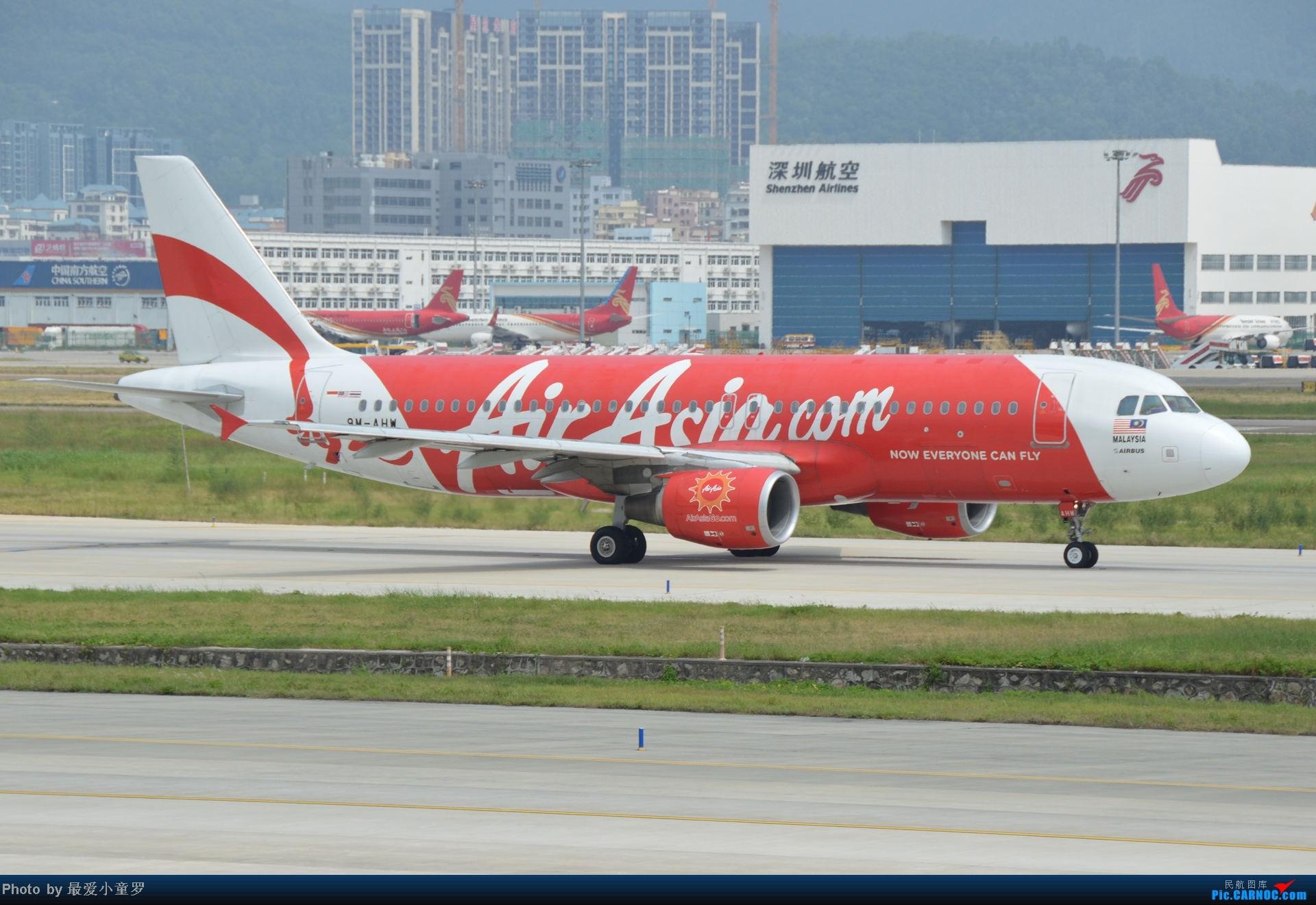 Re:[原创]2014年国庆假期深圳广州四天拍机,多图没怎么修 AIRBUS A320-200 9M-AHW
