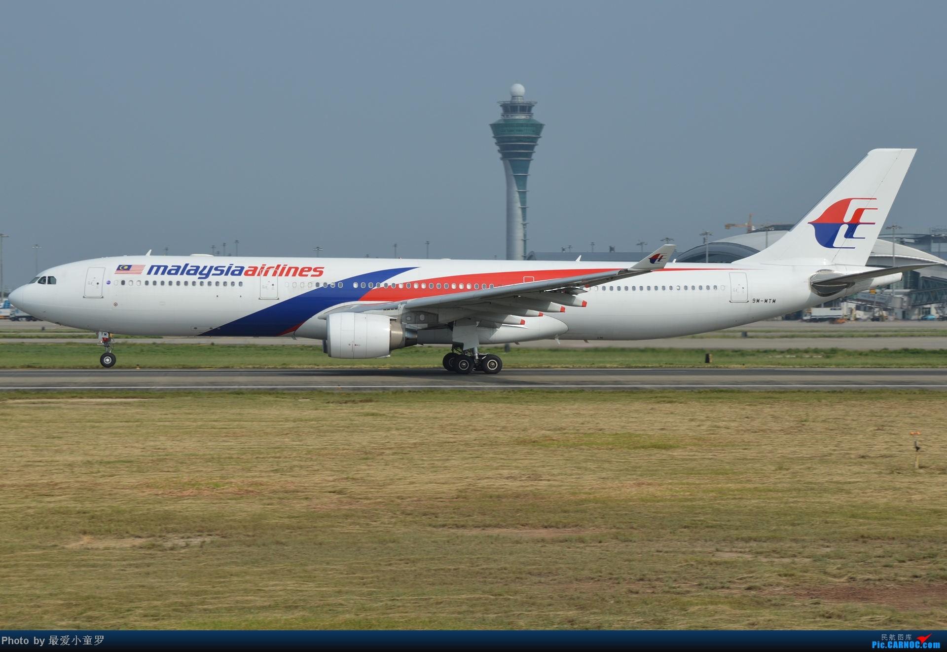 Re:[原创]2014年国庆假期深圳广州四天拍机,多图没怎么修 AIRBUS A340-300 9M-MTM