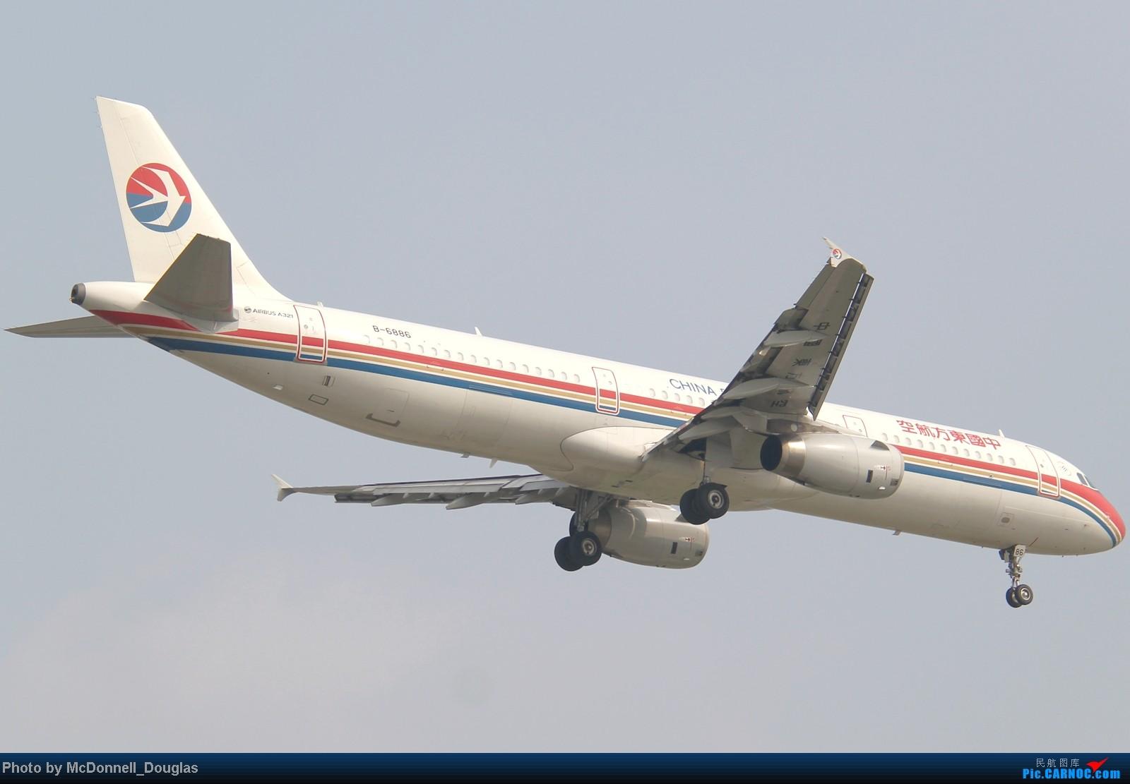 Re:[原创]【上海飞友会】ZSSS杂图一组 AIRBUS A321-200 B-6886 中国上海虹桥机场