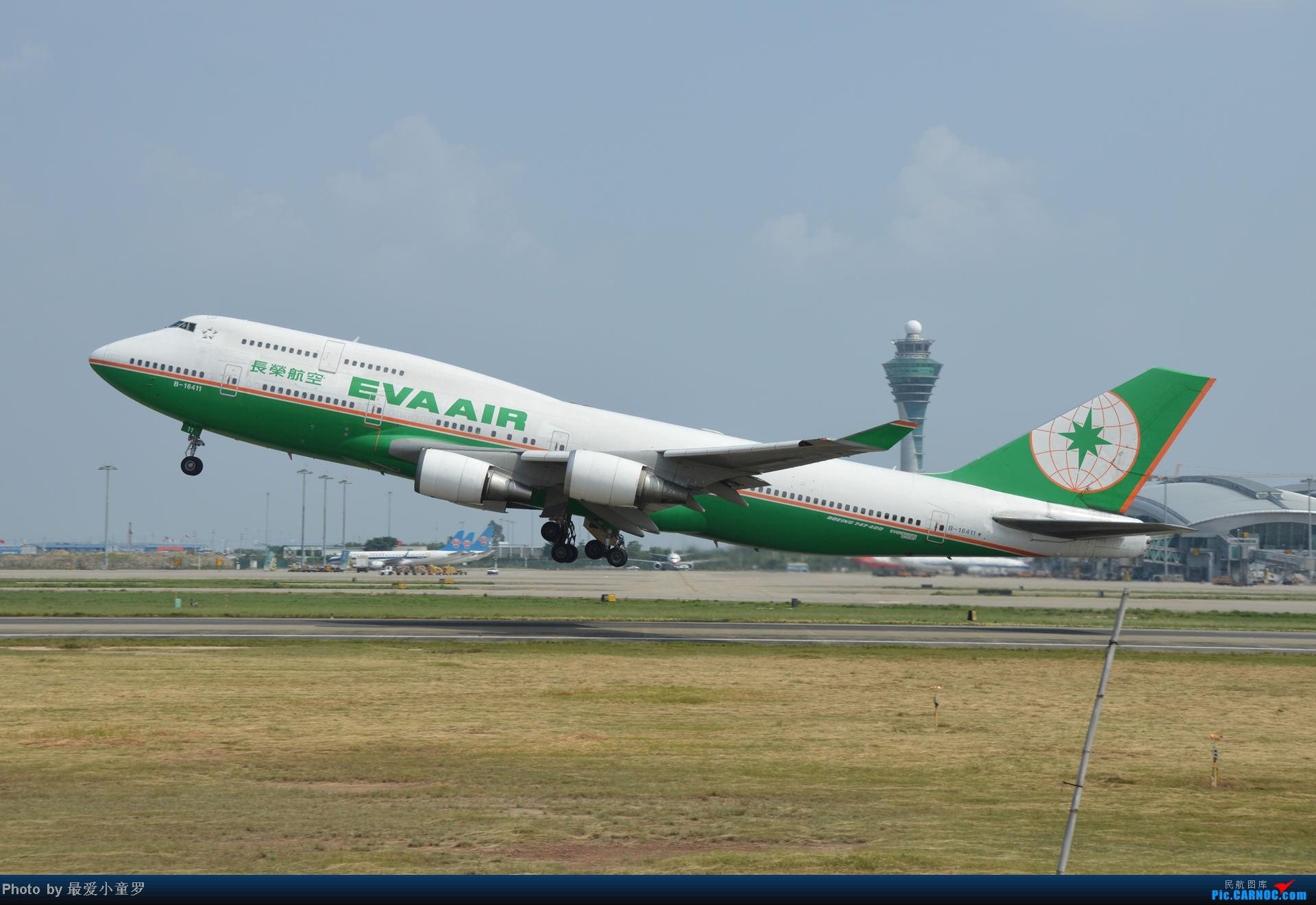 Re:[原创]2014年国庆假期深圳广州四天拍机,多图没怎么修 BOEING 747-400 B-16411 中国广州白云机场