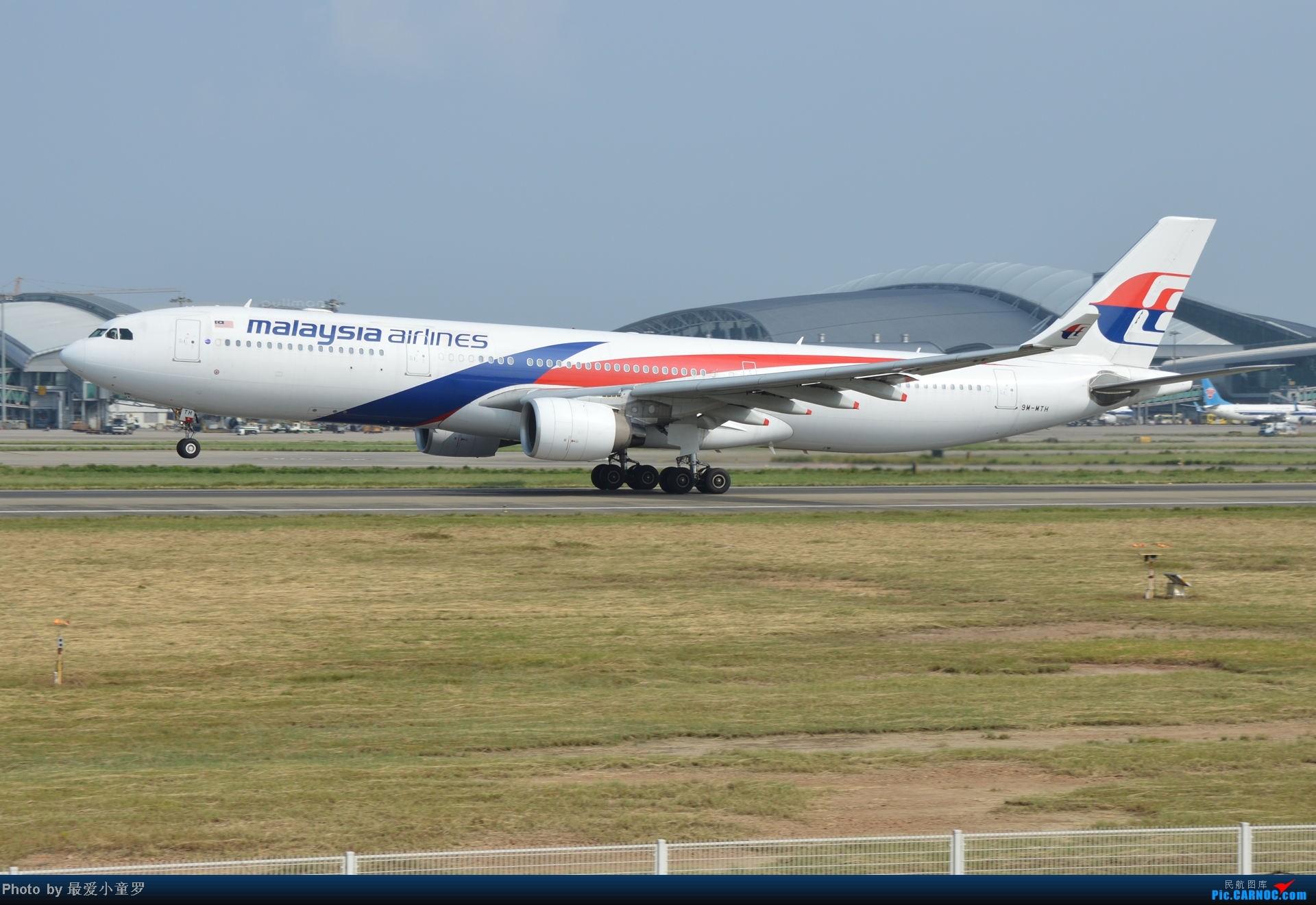 Re:[原创]2014年国庆假期深圳广州四天拍机,多图没怎么修 AIRBUS A330-300 9M-MTM