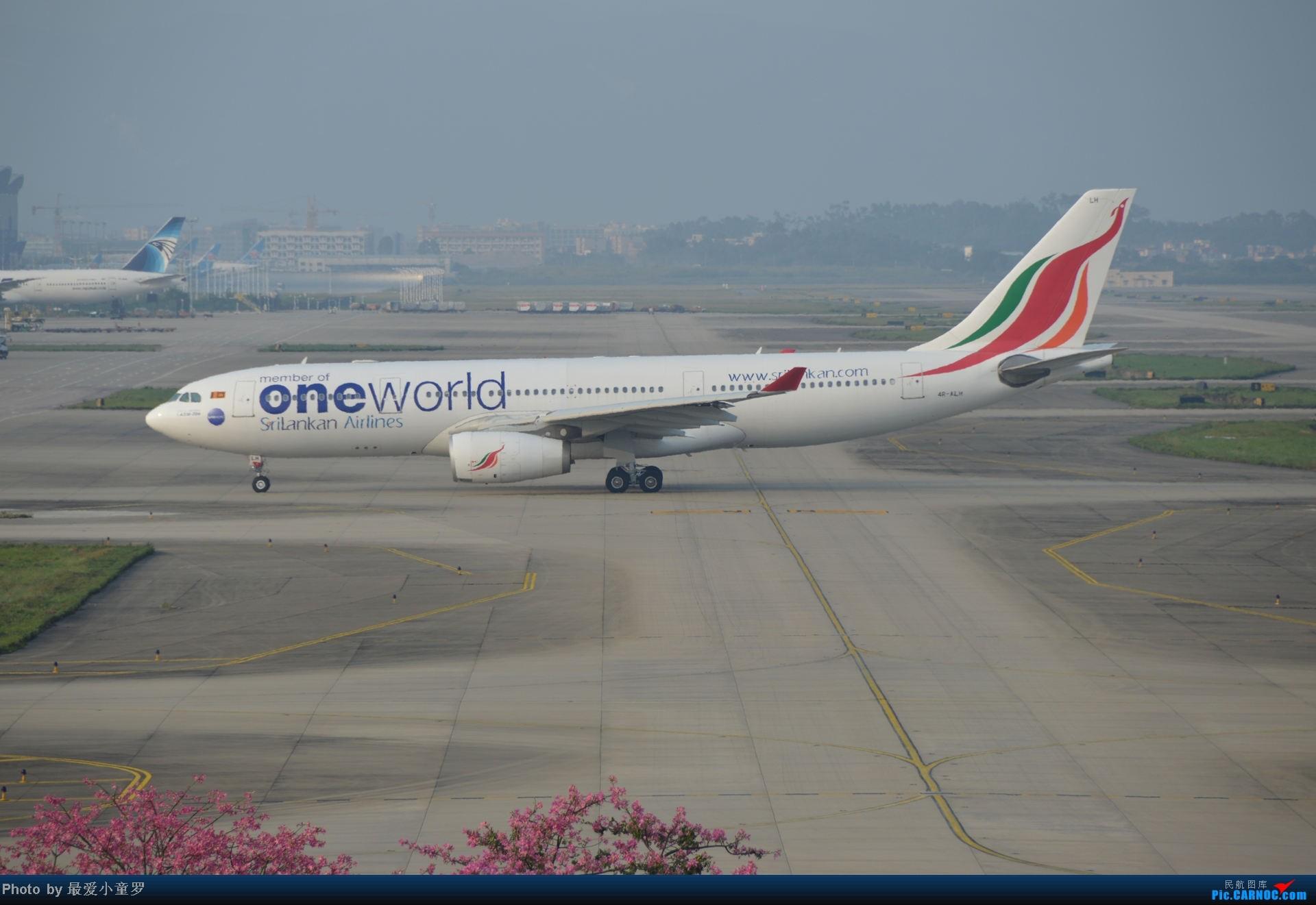 Re:[原创]2014年国庆假期深圳广州四天拍机,多图没怎么修 AIRBUS A330-200 4R-ALH